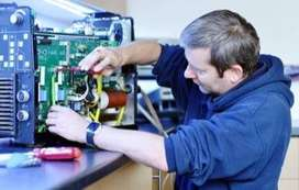 Required for System service engineer