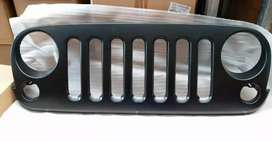 wrangler type imported grill