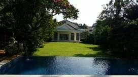 Jual BU rumah mewah di Duren Tiga dekat Kemang Bangka Mampang Buncit