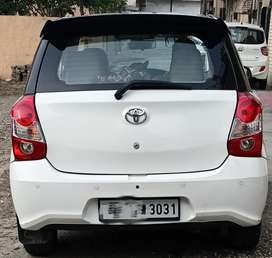 Toyota Etios Liva 2017 Diesel Well Maintained