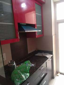 For rent 2 BHK apartment in Noida Extension semi furnished flat
