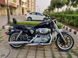 Harley Davidson Superlow 883, First owner, 6000 kms