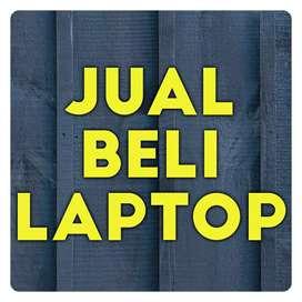Membeli Dan Menjual Laptop Bekas