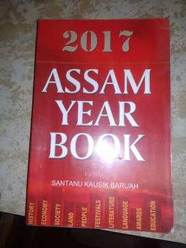 Assam Year Book