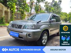 [OLXAutos] Nissan Xtrail 2008 2.5 ST A/T Bensin Silver #Arjuna Motor