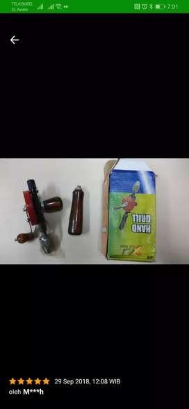 Mesin bor tangan manual 3/8 in hand drill xp tools
