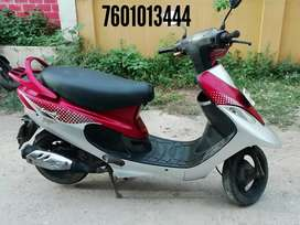Tvs scooty pep plus 2013model
