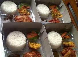 Katering,nasi box,snack pengajian,semarang timur melayani partai besar