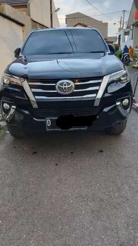 Toyota All New Fortuner VRZ Tahun 2016