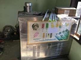 Mesin ice maker popsicles PBZ04