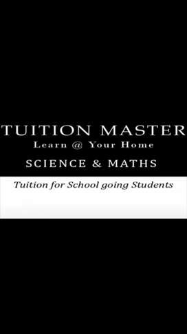 Tution for school students