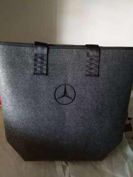Tas Wanita atau Pria Mercedes Benz asli Jerman