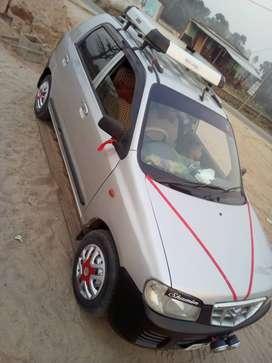 Alto car need to sale