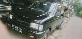 Isuzu panther pick up th 2011