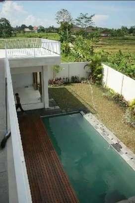 Dijual Villa 3,5 Are di Babakan Canggu