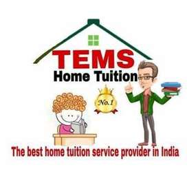 Required home tutors for home tuitions service provider company