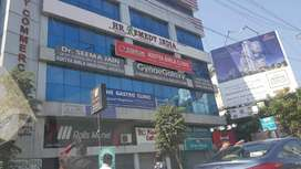 Full furnished property main road facing