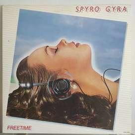 Spyro Gyra – Freetime / LP Vinyl / Jazz - Funk / Piringan Hitam MCA