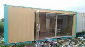 Security guard cabin , porta cabin, Office Containers , prefab rooms