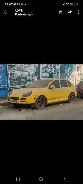 Porsche Cayenne for sale at 6 lakh