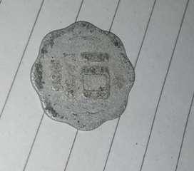 10 Paisa coins