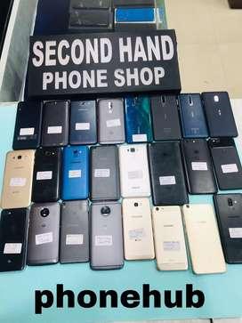 second hand phones in genuine price with seller warrenty & genune pric