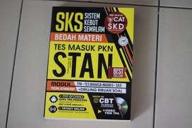BUKU SKS STAN + DVD LATIHAN SOAL