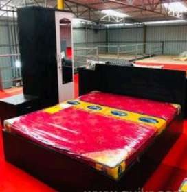 Affordable bedroom set direct factory selling