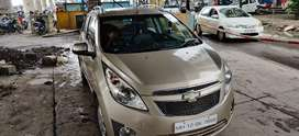 Chevrolet beat 1200 cc ,very good condition, 35223 km driven