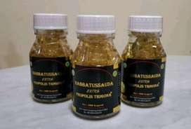 Habbatussauda extra propolis trigona