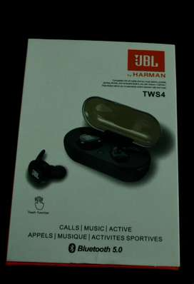 Wireless air buds box pack just opened brand new with touch sensors