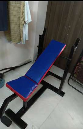 GYM BENCH 3 in 1