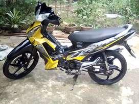 Motor Supra x125
