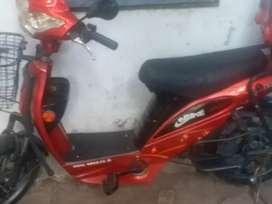 sepeda listrik motor listrik
