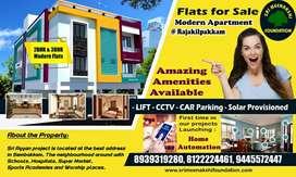 Luxury Cmda Flat sale in sembakkam busstand