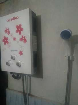 Gianyar agen Water Heater gas Niko