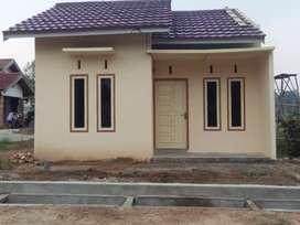 Dijual Rumah type 36/122 dengan harga 180 juta Nego