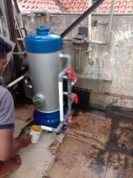 Filter air ekonomis