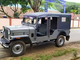 Mahindra commander Jeep 1996 Diesel Good Condition.
