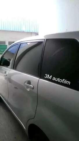 Kaca film mobil kualitas unggulan menolak panas 3M autofilm