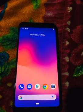 Google pixel 3 for sell in good condition phn