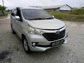 Toyota Avanza G MT 2016 (mobil lelang)
