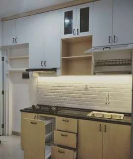 Kitchen Set Hpl / m Rp 1.8 jt an