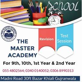 Tutor for Home Tuition available in Gujranwala
