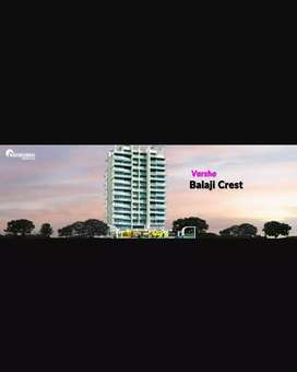 1bhk specious flat for sale in balaji crest sector 17 Roadpali