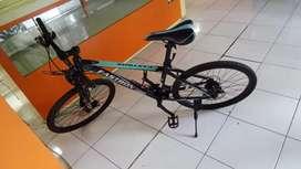 Sepeda Gunung Fastron F260 Jarang Pake