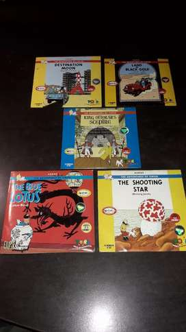 Vcd serial Tintin