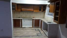 3 bed dd portion for rent in 11A, North Karachi