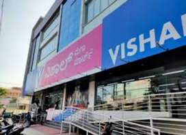 Required fresher candidate IN vishal Mega mart