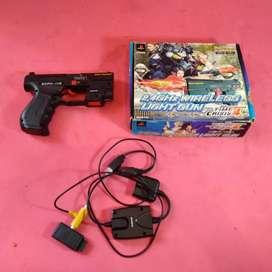 sony wireless light gun play station